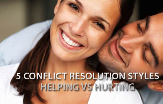 5 Conflict Resolution Styles