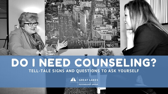 Counseling?