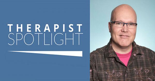 Therapist Spotlight-Mark McMillan