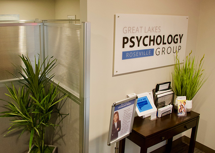Roseville psychologist