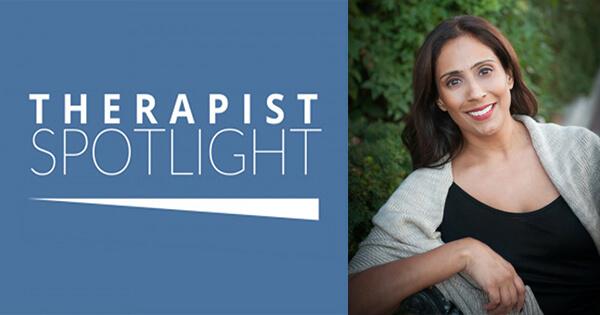 Therapist Spotlight Reema Beri, Ph.D
