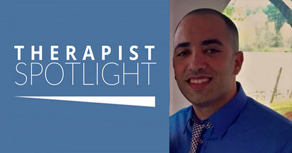 Therapist Spotlight Peter Fashho MA, LPC
