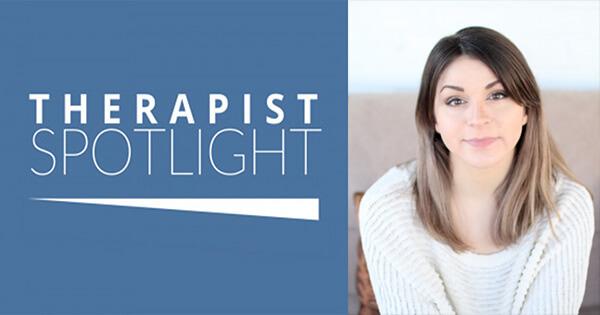 Therapist Spotlight- Teresa Goscicki, MA, LLP