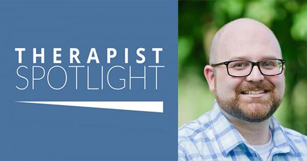 Therapist Spotlight Jeff Simms, MA, LPC, NCC