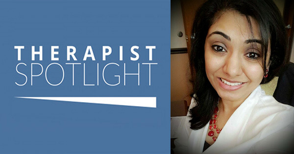 Therapist Spotlight Puja Shroff, LPC