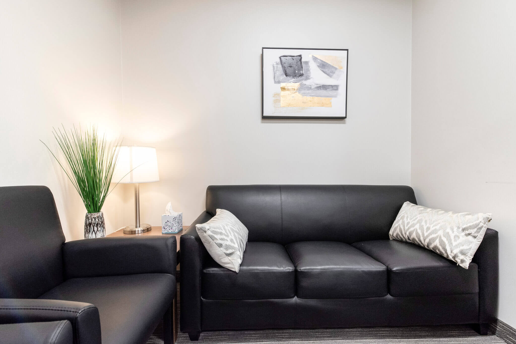 Glpg Great Lakes Psychology Group Counseling Therapy Schaumburg Illinois Waiting Area